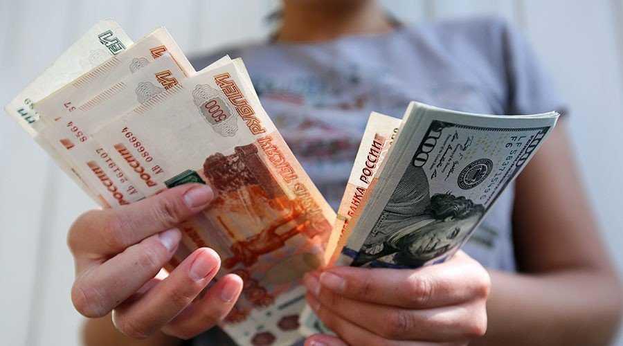 Российский рубль в сравнении с соседями: курс вниз, цены вверх