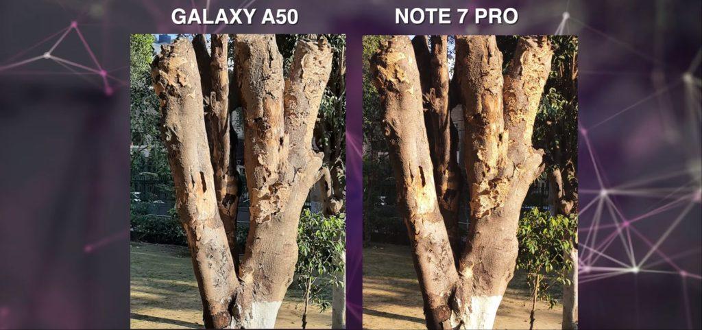 Samsung Galaxy A50 vs. Redmi Note 7 Pro - что лучше? Сравнение