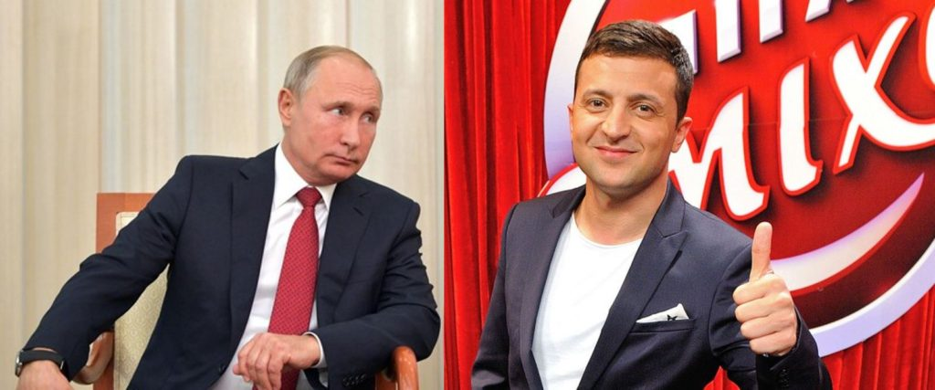 Зеленский - самая большая победа Путина на Украине. Почему?