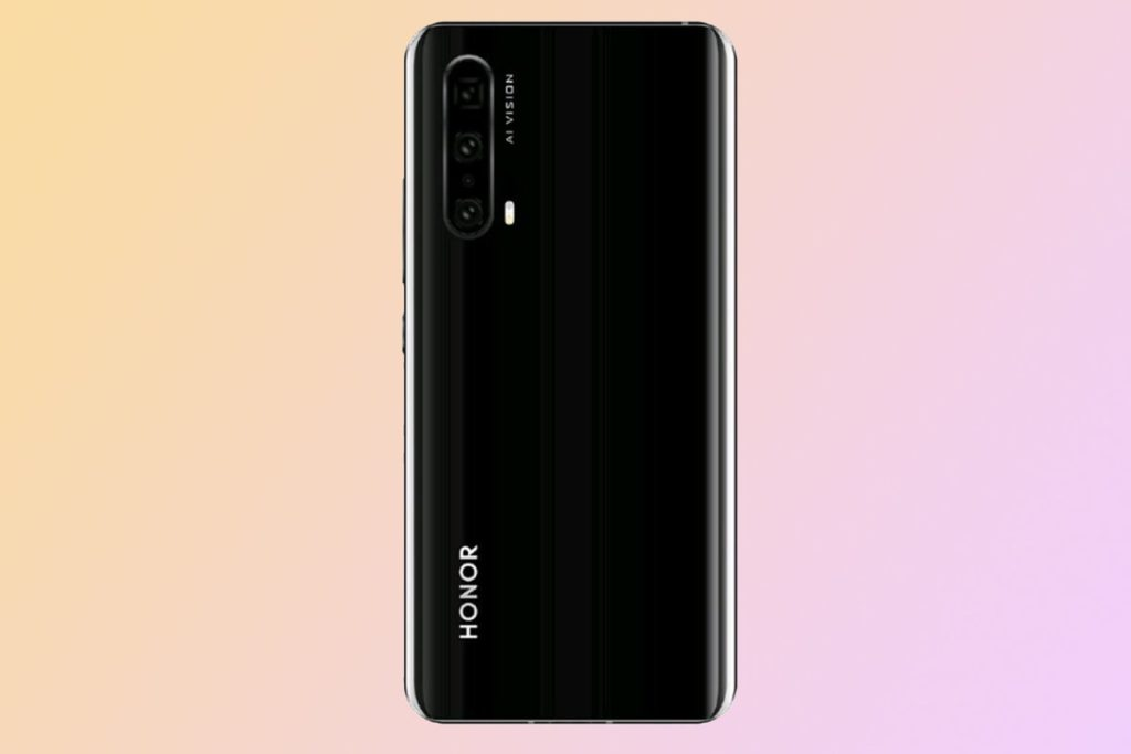 Honor 20 Pro: раскрыты фото нового флагмана, характеристики, цена