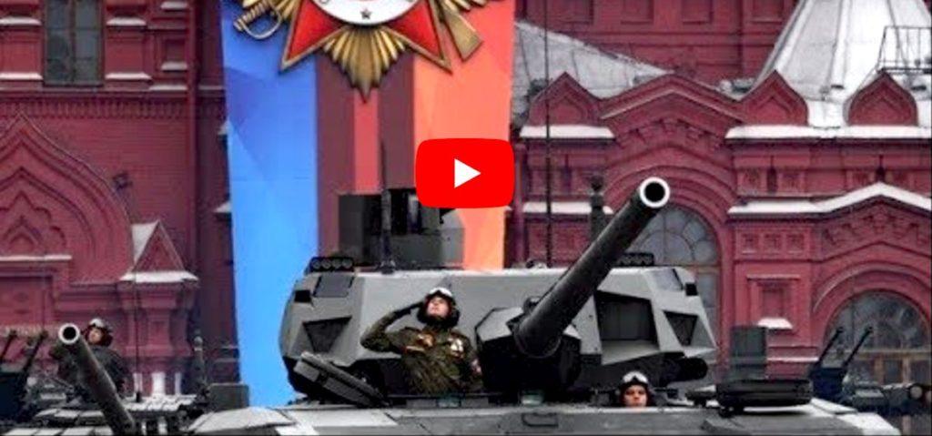 Парад победы 2019 в Москве на Красной площади 9 мая: смотреть фото и видео, онлайн-трансляция