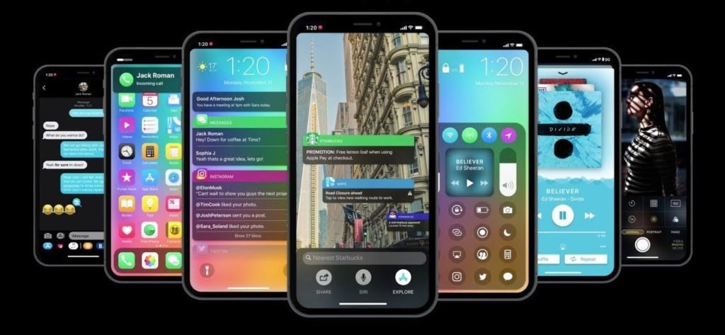 iOS 13 - все, что нужно знать о новой системе Apple