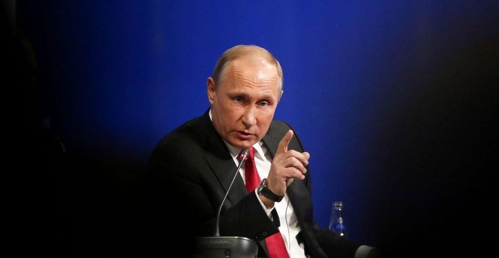 Смотреть выступление Путина на ПМЭФ-2019: онлайн-трансляция