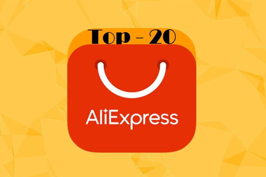 20 полезных товаров на AliExpress: выгодные скидки