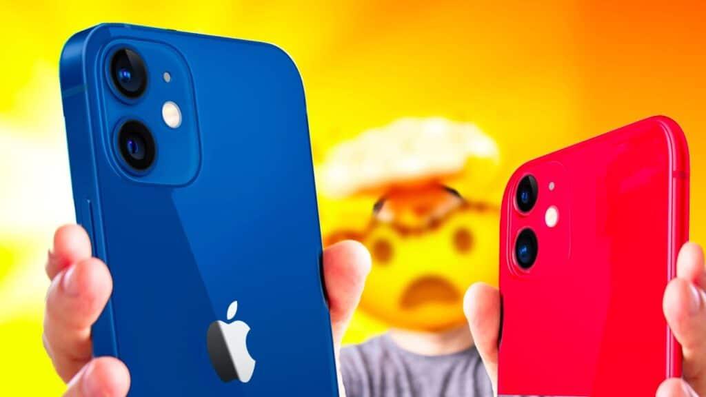 Сравнение iPhone 12 и iPhone 11: что изменилось